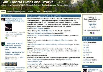 Gulf Coastal Plains and Ozarks LCC