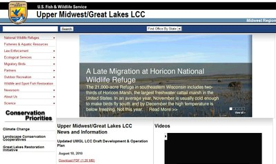 Upper Midwest and Great Lakes LCC