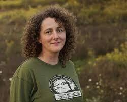 Marquette Crockett, Wildlife biologist of the Canaan Valley National Wildlife Refuge