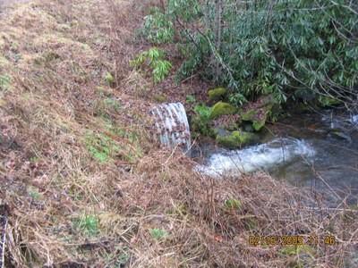 Restoring Aquatic Organism Passage within Tipton Creek, North Carolina