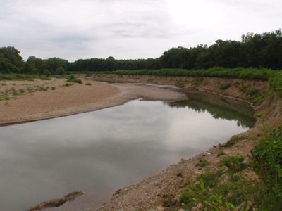 Green River Enhancement within the Green River WMA, KY