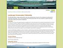 Landscape Conservation Fellowship