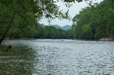 Evaluating Effect of Climate Change on River Flows in the Clinch River Basin