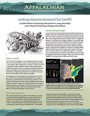 Fact Sheet: Landscape Dynamics Assessment Tool (LanDAT)
