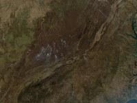 Wildfires in Eastern U.S.