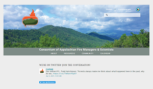 Consortium of Appalachian Fire Managers & Scientists