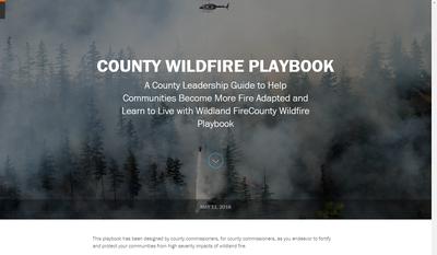 NACo County Wildfire Playbook