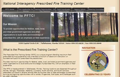 National Interagency Prescribed Fire Training Center