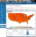 USGS National Climate Change Viewer