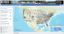 USGS Sediment Data Portal