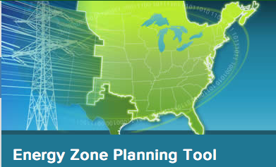 EISPC Energy Zones Mapping Tool