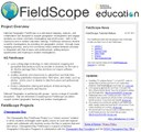 National Geographic Foundation: FieldScope