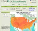 The Nature Conservancy's Climate Wizard