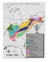 App LCC Ecoregions (EPA level III)