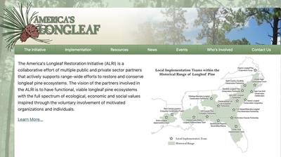 America's Longleaf Restoration Initiative