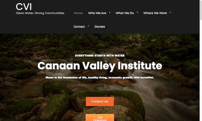 Canaan Valley Institute