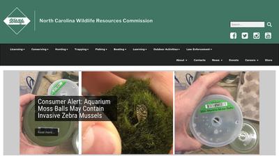 North Carolina Wildlife Resources Commission