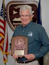 Appalachian LCC Chair David Whitehurst Receives Southeast's Most Prestigious Conservation Award