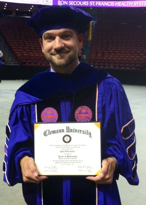 Appalachian LCC Conservation Planning Specialist Earns PhD
