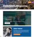 Defenders of Wildlife-Defenders Magazine