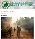 National Association of State Foresters Weekly Newsletter May 8 2020