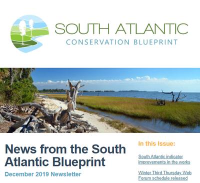 News from the South Atlantic Blueprint-December 2019 Newsletter