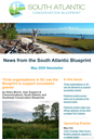 South Atlantic Conservation Blueprint May 2020 newsletter