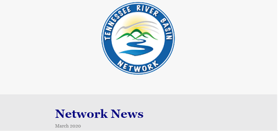 Tennessee River Basin Network News March 2020