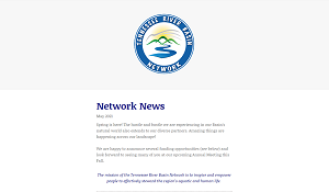 Tennessee River Basin Network Newsletter May 2021