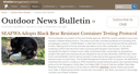 Wildlife Management Institute Outdoor News Bulletin November 2019