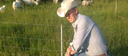 Greg Judy Talks Electric Fencing and Gates for Sheep and Cattle