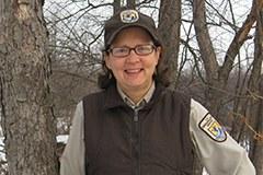 Wildlife refuge biologist in West Virginia honored for endangered mussel conservation