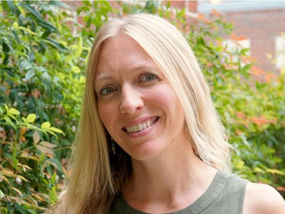 Kimberly Terrell, Researcher of the Smithsonian Conservation Biology Institute