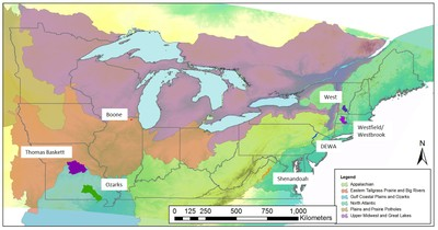 Impacts of Climate Change on Stream Temperature