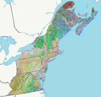Extending the Northeast Terrestrial Habitat Map to Atlantic Canada