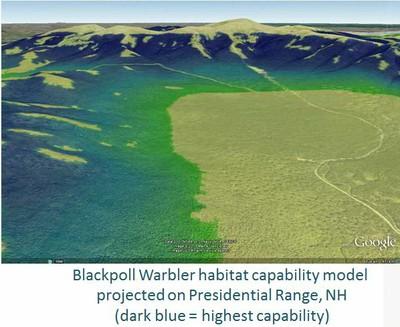 Terrestrial Wildlife Habitat Models