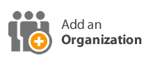 Add an Organization Button