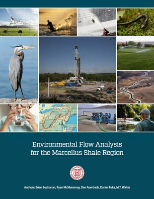 Environmental Flow Analysis for the Marcellus Shale Region PDF