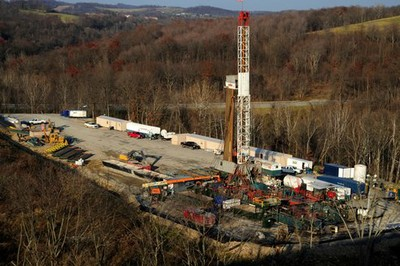 Assessing Forest Fragmentation from Marcellus Shale Gas Development