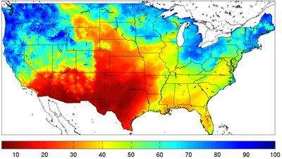 Climate Simulations for Southeast and Appalachians