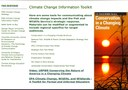 Climate Change Information Toolkit
