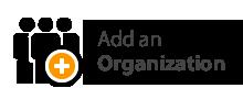 Add Organization